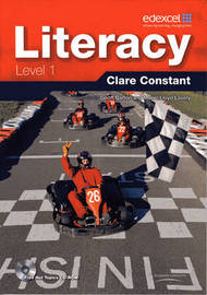 EdExcel ALAN: Student Book: Level 1: Literacy by Rob Summerson image