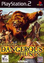 Cabela's Dangerous Hunt for PS2