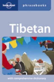 Lonely Planet Tibetan Phrasebook by Lonely Planet image