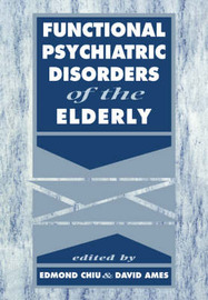 Functional Psychiatric Disorders of the Elderly image