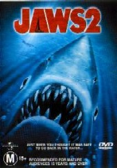 Jaws 2 on DVD