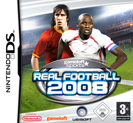 Real Football for Nintendo DS