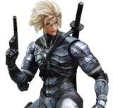 Metal Gear Solid 2 Play Arts Kai Raiden Action Figure