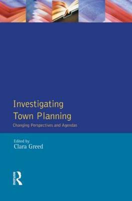Investigating Town Planning by Clara H Greed image