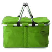 Maxwell & Williams - Handy Shopper Insulated Basket (Lime)