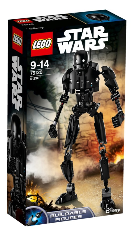 LEGO Star Wars - K-2SO (75120)
