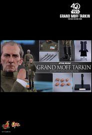 "Star Wars: A New Hope - Grand Moff Tarkin 12"" Figure image"