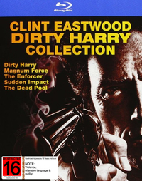 Dirty Harry Collection on Blu-ray image