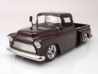 Jada: 1/24 Btk 1955 Chevy Stepside – Diecast Model (Brown)