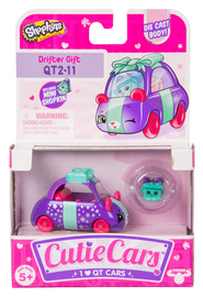 Shopkins: Cutie Car S2 - Single Pack (Assorted Designs)