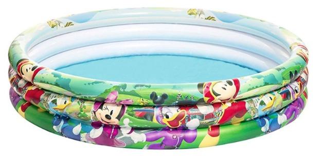 Bestway: Mickey's Roadster Racers - 3-Ring Pool (1.2m)