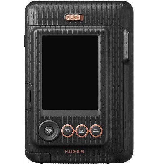 Fujifilm Instax Mini Liplay -Elegant Black image