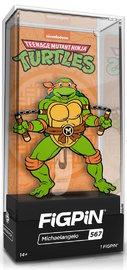 Teenage Mutant Ninja Turtles: Michelangelo (#567) - Collector's FiGPiN