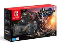 Nintendo Switch Monster Hunter Rise Console Bundle for Switch