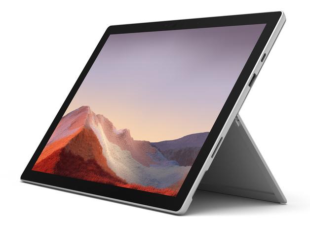 Microsoft Surface Pro 7 i5, 8GB RAM, 128GB SSD - Silver