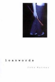 Loanwords by John Mateer image
