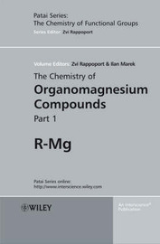 The Chemistry of Organomagnesium Compounds image