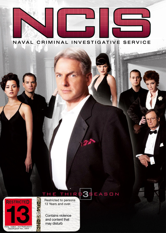 NCIS - Complete Season 3 (6 Disc Set) on DVD