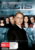 NCIS - Complete Season 2 (6 Disc Set) on DVD