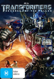 Transformers 2: Revenge of the Fallen (1 Disc) on DVD