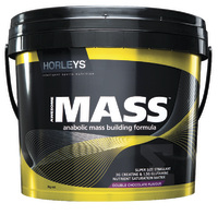 Horleys Awesome Mass - Double Chocolate (3kg)