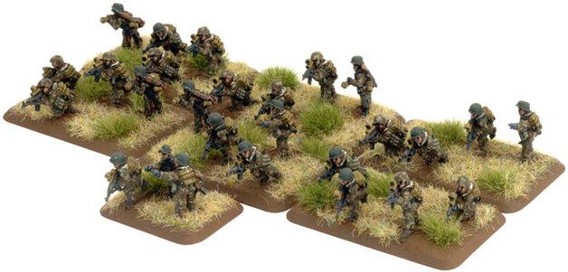 Flames of War: Panzersturm Platoon