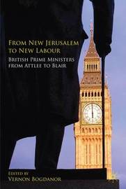 From New Jerusalem to New Labour image