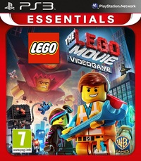 The LEGO Movie Videogame (PS3 Essentials) for PS3