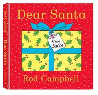 Dear Santa by Rod Campbell image