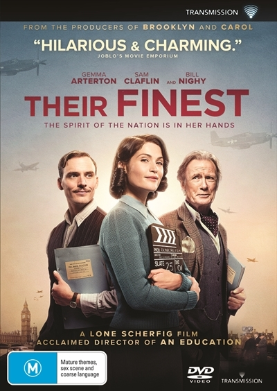 Their Finest on DVD image