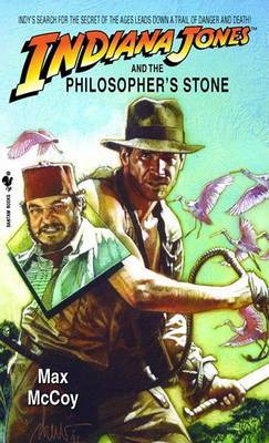 Indiana Jones and the Philosopher's Stone by MCCOY