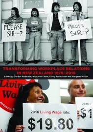 Transforming Workplace Relations