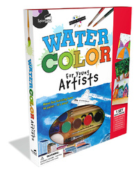 Spice Box: Watercolour For Young Artists - Painting Set