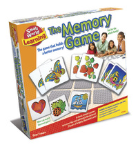 Small World: The Memory Game - Learning Game
