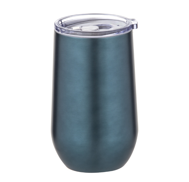 Davis & Waddell: Double Wall Cool Cup - Teal (8x8x14.5cm/500ml)