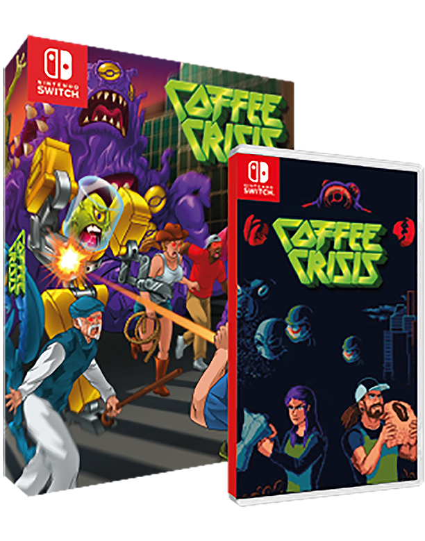 Coffee Crisis Special Edition for Switch