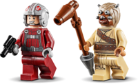 LEGO Star Wars: T-16 Skyhopper vs Bantha - Microfighters (75228) image