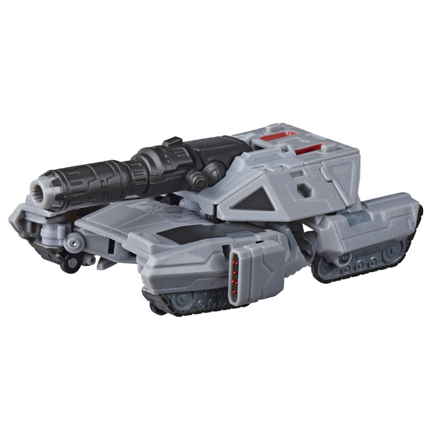 Transformers Cyberverse: Deluxe Class Action Figure - Megatron