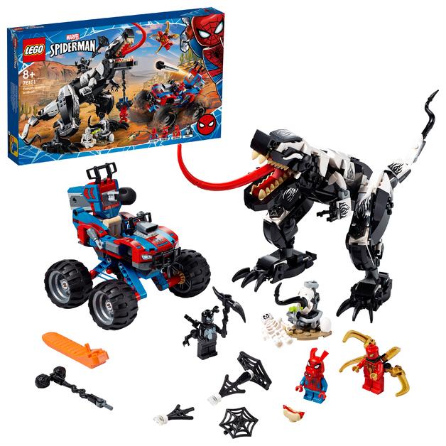 LEGO Marvel: Venomosaurus Ambush - (76151)