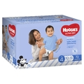 Huggies Ultra Dry Nappies Jumbo Pack - Size 4 Toddler Boy (72)