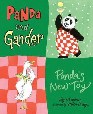 Panda's New Toy by Joyce Dunbar image
