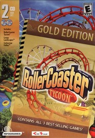 Rollercoaster Tycoon Gold Edition for PC Games image
