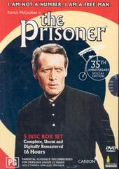 Prisoner, The  - 35th Aniversary Box Set on DVD