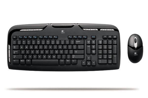Logitech Cordless Desktop EX 110