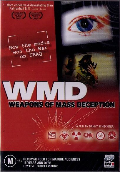 WMD: Weapons of Mass Deception on DVD