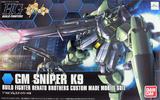 HGBF GM Sniper K9 1:144 Model kit