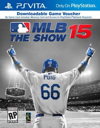 MLB 15: The Show for PlayStation Vita