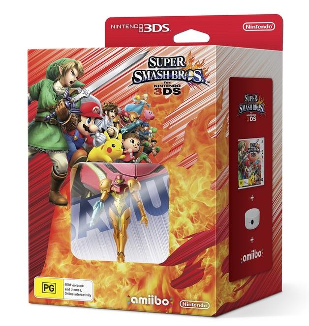 Super Smash Bros. for Nintendo 3DS Bundle for 3DS