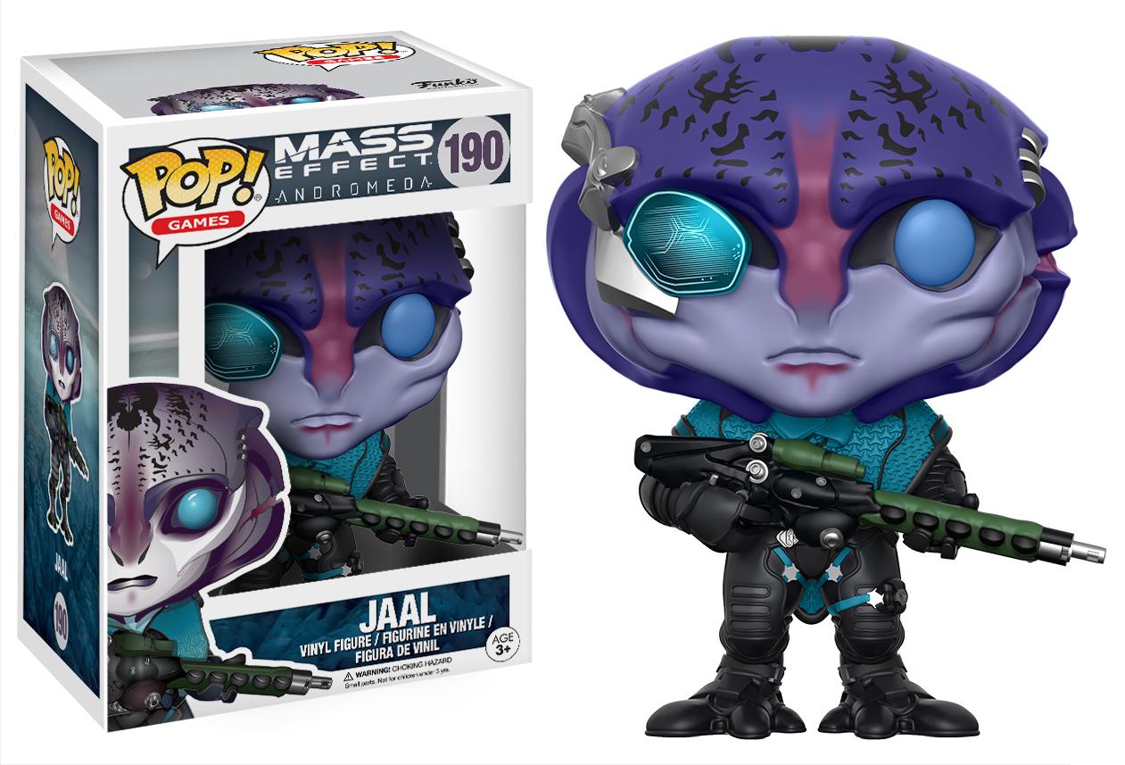 Mass Effect: Andromeda - Jaal Pop! Vinyl Figure image