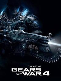 The Art Of Gears Of War 4 by The Coalition